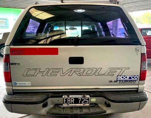 chevrolet s10 2003 2.8 4x2 dc dlx
