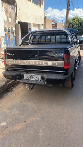 chevrolet s10 2005 2.8 executive cab. dupla 4x2 4p