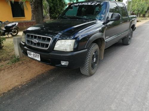 chevrolet s10 2005 4x4