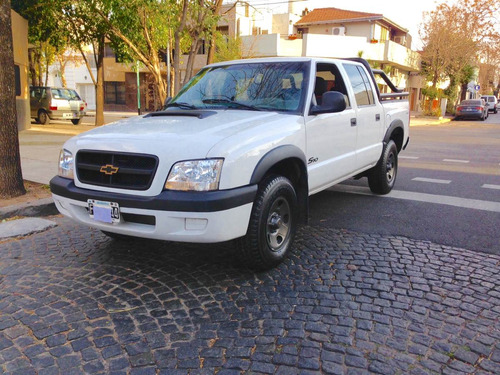 chevrolet s10 2006 4x4 impecable 1° mano