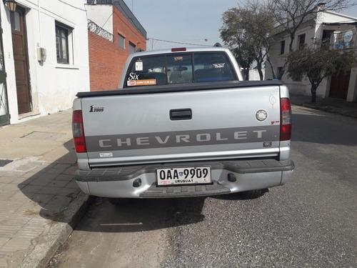 chevrolet s10 2007 2.8 4x2 dc dlx