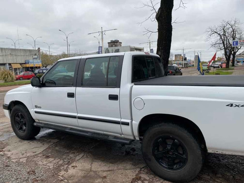 chevrolet s10 2008 2.8 g4 cd l 4x4 electronico