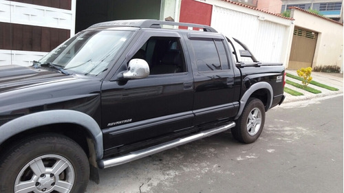 chevrolet s10 2009 2.4 advantage cab. dupla 4x2 flexpower 4p