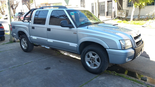 chevrolet s10 2009 2.8 g4 cd dlx 4x2 electronico