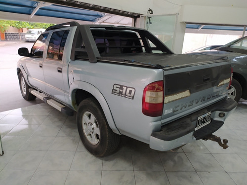 chevrolet s10 2010 2.8 g4 cd dlx 4x2 electronico