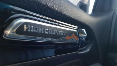 chevrolet s10 - 2016 /2017 2.8 high country 4x4 cd 16v turbo