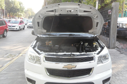 chevrolet s10 2016 doble cabina clima stereo rines impecable