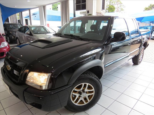 chevrolet s10 2.4 advantage 4x2 cd 8v