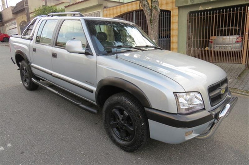 chevrolet s10 2.4 advantage 4x2 cd 8v flex 4p manual 2006/20