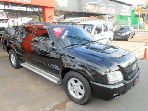 chevrolet s10 2.4 advantage 4x2 cd 8v flex 4p manual