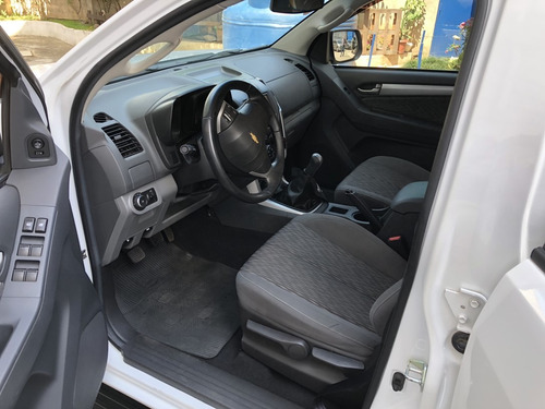 chevrolet s10 2.4 advantage cab. dupla 4x2 flex 4p