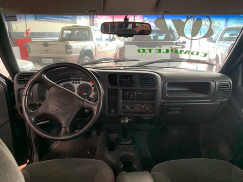 chevrolet s10 2.4 advantage cab. dupla 4x2 flexpower 4p 2007