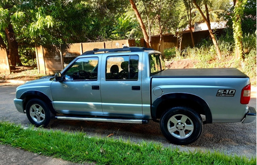 chevrolet s10 2.4 advantage cab. dupla 4x2 flexpower 4p 2008