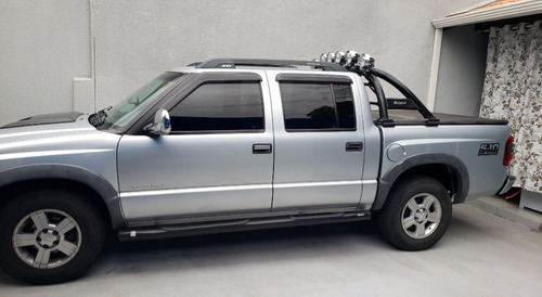 chevrolet s10 2.4 advantage cab. dupla 4x2 flexpower 4p 2009