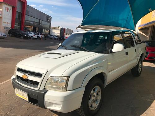 chevrolet s10 2.4 advantage cab. dupla 4x2 flexpower 4p 2011