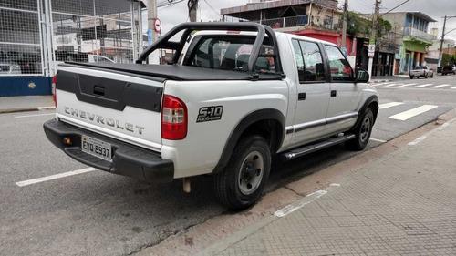 chevrolet  s10 2.4 advantage cab. dupla 4x2 flexpower 4p