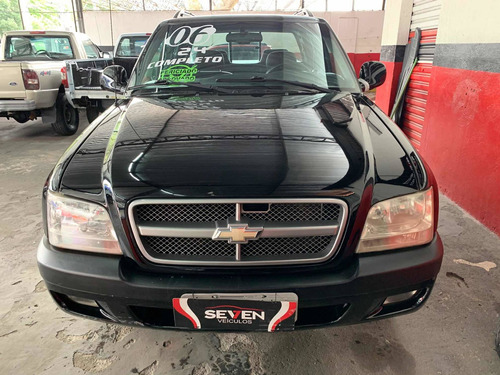 chevrolet s10 2.4 advantage cab. dupla gasolina 2006