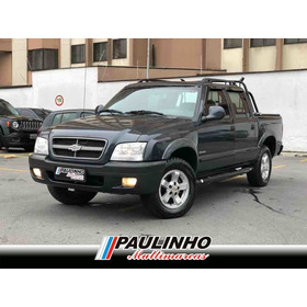 Chevrolet S10 2.4 Advantage Flex 4x2  Flex 2008/2008