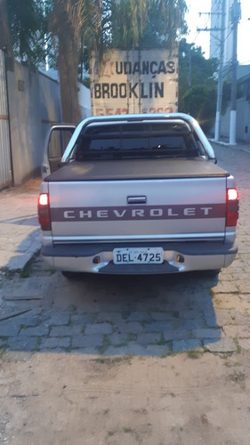 chevrolet s10 2.4 cab. dupla 4p 2001