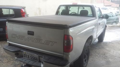 chevrolet s10 2.4 cab. simples 2p completa