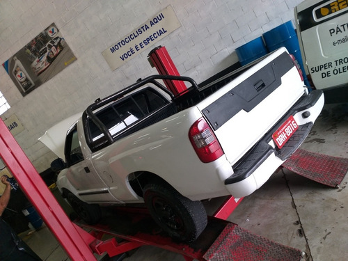chevrolet s10 2.4 colina cab. simples 2005
