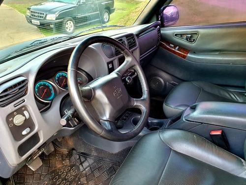 chevrolet s10 2.4 executive cab. dupla flex 2010