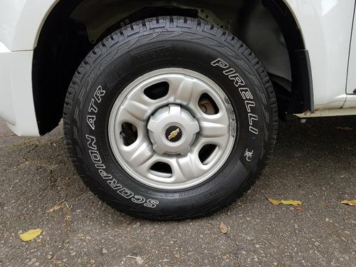 chevrolet s10 2.4 ls 2015 completa unico dono 4 pneus novos
