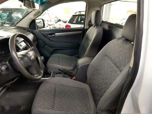 chevrolet s10 2.4 lt cab. simples 4x2 flex 2013 branca