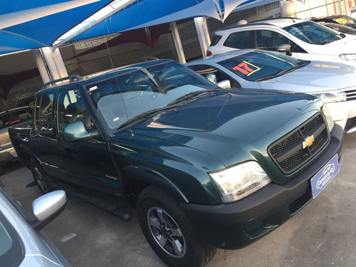 chevrolet s10 2.4 mpfi advantage 4x2 cd 8v gasolina 4p