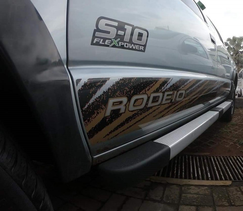chevrolet s10 2.4 mpfi rodeio 4x2 cd 8v flex 4p manual