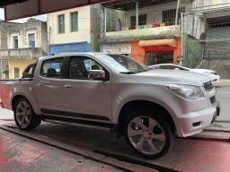 chevrolet s10 2.5 freeride 4x2 cd 16v flex 4p manual