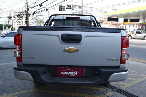 chevrolet s10 2.5 lt 4x2 cd 2017