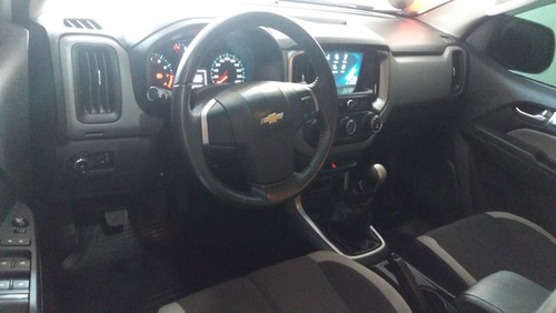chevrolet s10 2.5 lt cab. dupla 4x2 flex 4p
