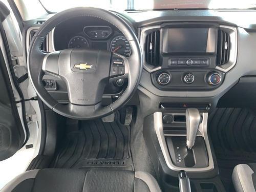 chevrolet s10 2.5 lt cab. dupla 4x2 flex aut. 4p 2018