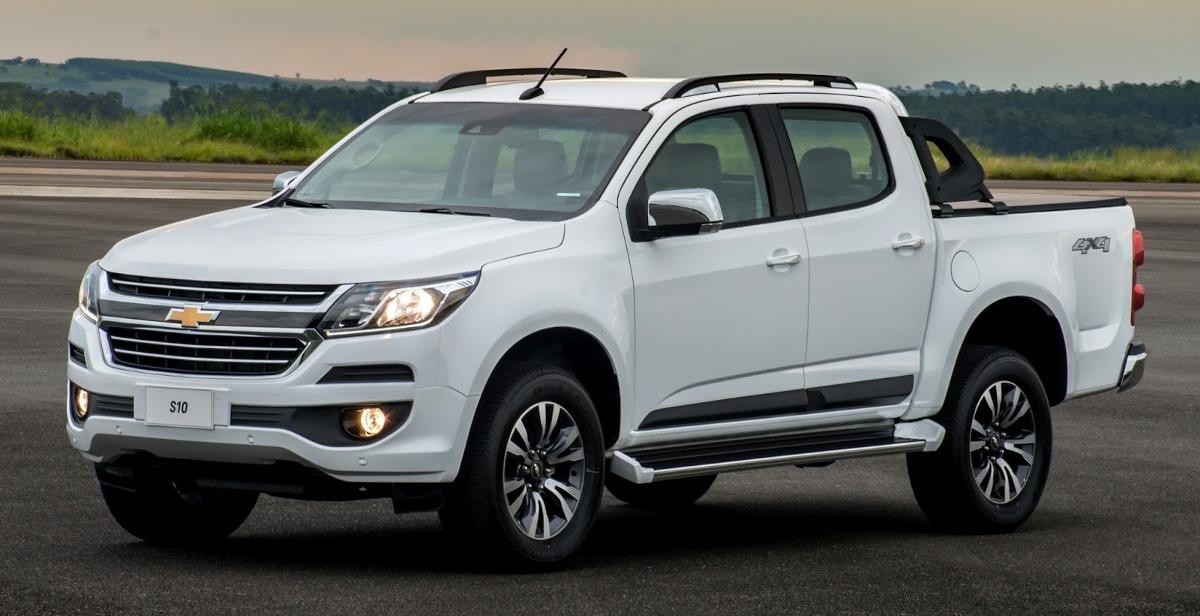 Chevrolet S10 2.5 Ltz Cab. Dupla 4x4 Flex Aut. 4p - 0km ...