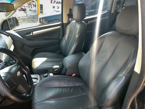 chevrolet s10 2.8 12v lt cabine dupla 4x4 turbo diesel autom