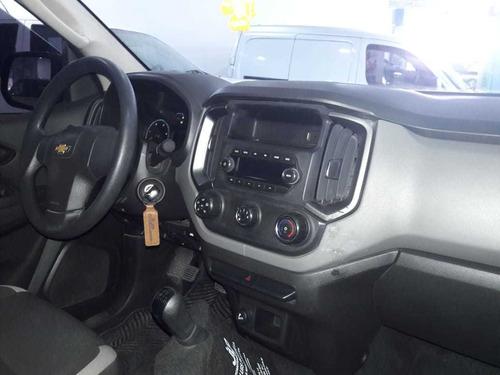 chevrolet s10 2.8 4x2 cabina simple 2017 permuto picotto