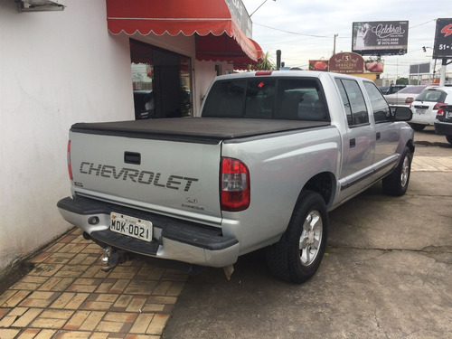 chevrolet s10 2.8 4x2 cd 12v turbo intercooler diesel 4p