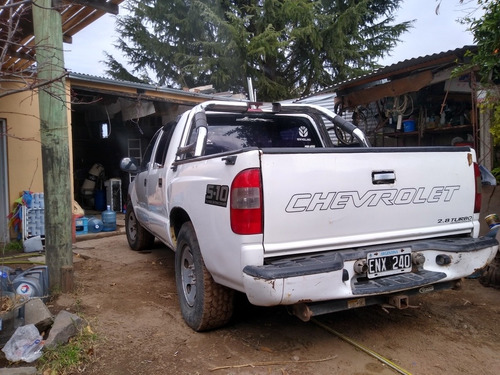 chevrolet s10 2.8 4x2 dc 2004