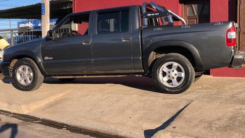 chevrolet s10 2.8 4x2 dc 2006