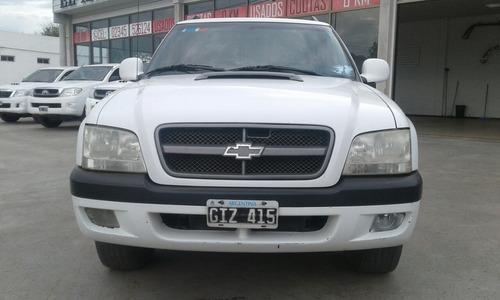 chevrolet s10 2.8 4x2 dc dlx 2007