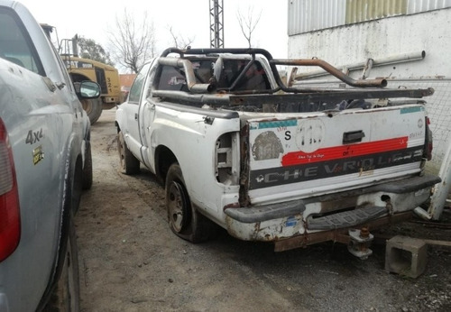 chevrolet s10 2.8 4x4 dc aa / lote 3 unidades