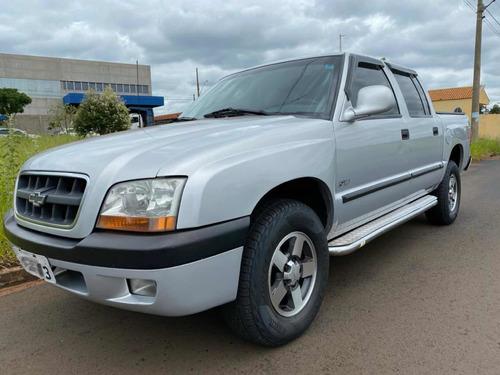 chevrolet s10 2.8 cab. dupla 4x2 4p 2002 diesel