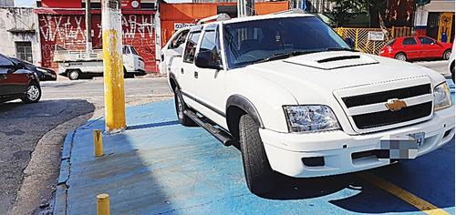 chevrolet s10 2.8 cab. dupla 4x4 4p turbo diesel  interculer