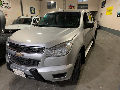 chevrolet s10 2.8 cd 4x2 ls tdci 200cv 2015
