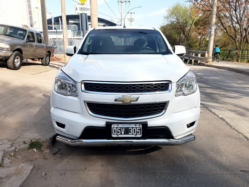 chevrolet s10 2.8 cd 4x2 lt tdci 200cv 2015