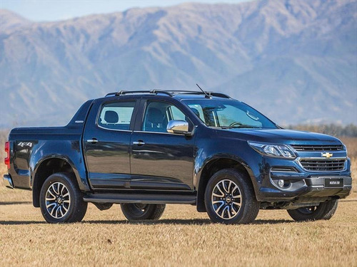 chevrolet s10 2.8 cd 4x4 high country tdci 200cv at 2019