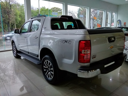 chevrolet s10 2.8 cd 4x4 high country tdci 200cv at
