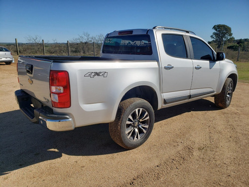 chevrolet s10 2.8 cd 4x4 ltz tdci 200cv at
