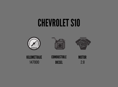 chevrolet s10 2.8 cd dlx 4x2 electronic